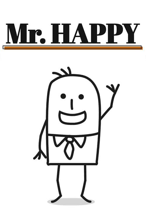 image Mr Happy (version française)